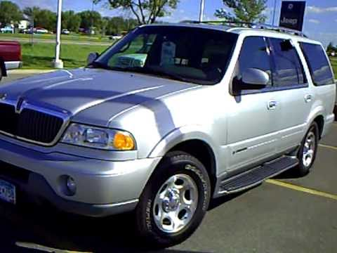 2000 Lincoln Navigator Youtube
