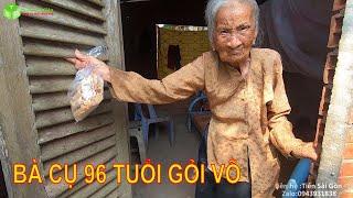 Bà Ngoại 96 Tuổi Gỏi Võ Gặp Ai Cũng Đòi Đánh Dễ Thương Nhất Ở Miền Tây