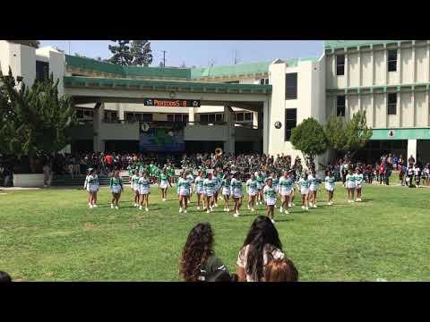 Eagle Rock High School Cheer Team