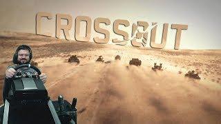 Crossout - новая фракция Дети рассвета! И летающая супер бричка :)