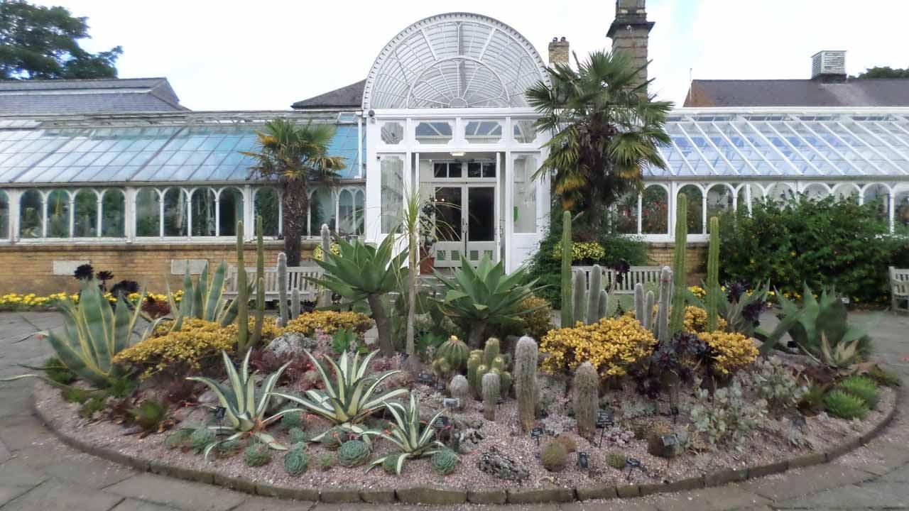 My Visit To The Birmingham Botanical Gardens, England   YouTube