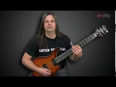 Staind For You Guitar Lesson With Mike Mushok