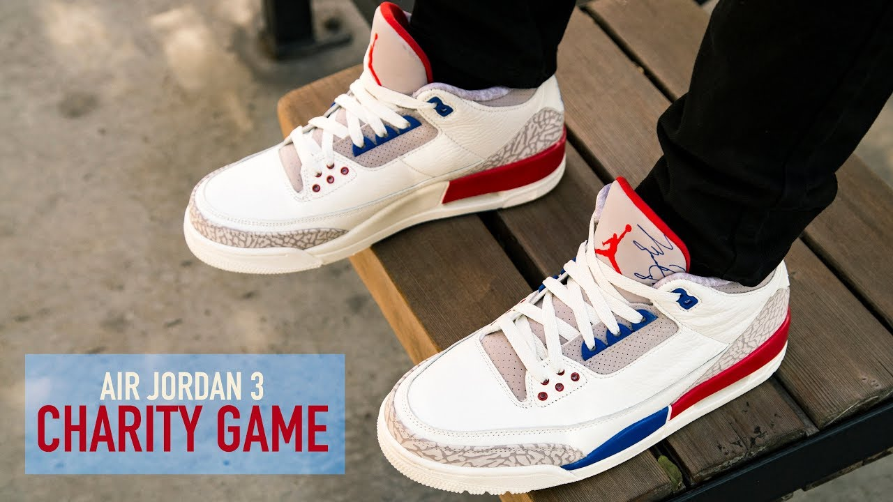 nice shoes run shoes better FIRST LOOK: Air Jordan 3 'International Flight' + ON FEET | SHIEKH