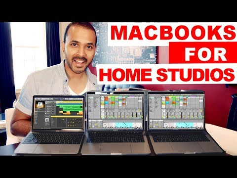2017 MacBooks for studios & TOUCH Bar for Ableton!