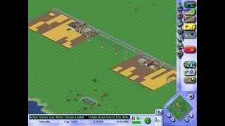 Sim City 3000 - How to Build Farms - Tutorial 1