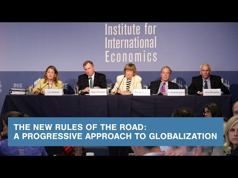 The New Rules of the Road: A Progressive Approach to Globalization