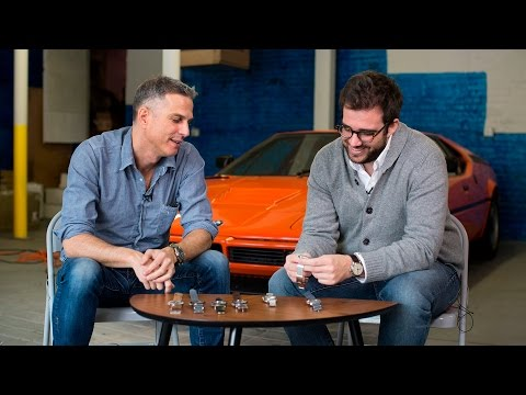Talking Watches With Phil Toledano