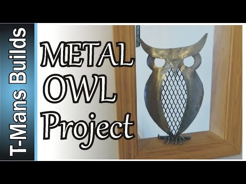 Metal Owl Project