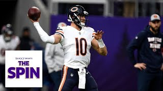 How Trubisky Can Lead the Bears Past Foles and the Eagles | The Spin NFL