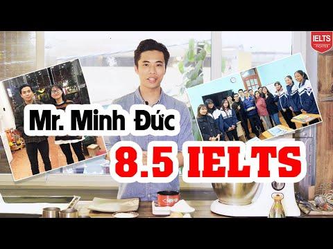 Giới thiệu Mr.Minh Đức - 8.5 IELTS| IELTS FIGHTER