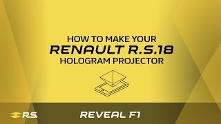F1 - Get ready for the Renault RS18 reveal