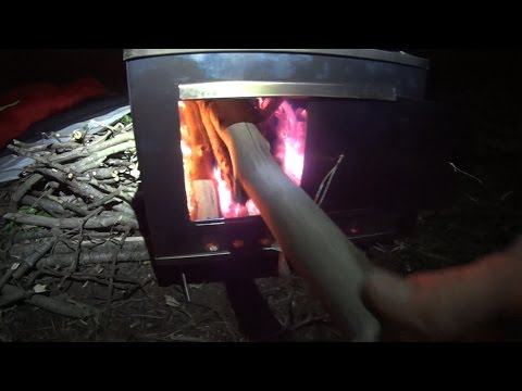 Seek Outside SXL Stove and Lumonite Mini headlamp unboxing and initial use.