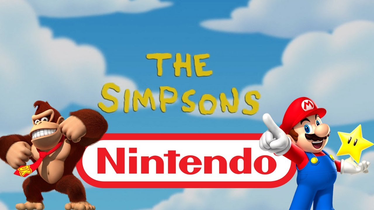 Nintendo References in The Simpsons - YouTube   1280 x 720 jpeg 97kB
