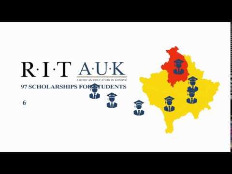 RIT/A.U.K Scholarship Program for Freshmen Students