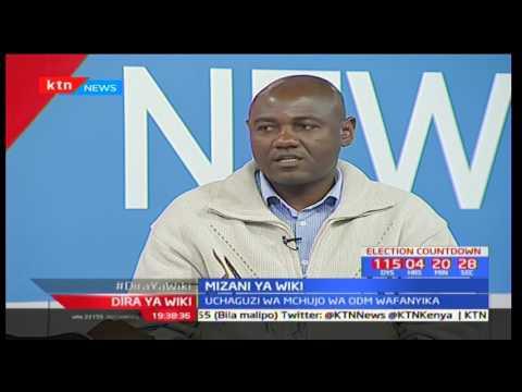 Ghasia yakumba uchaguzi wa mchujo wa ODM eneo la Busia: Martin Andati-Mchambulizi