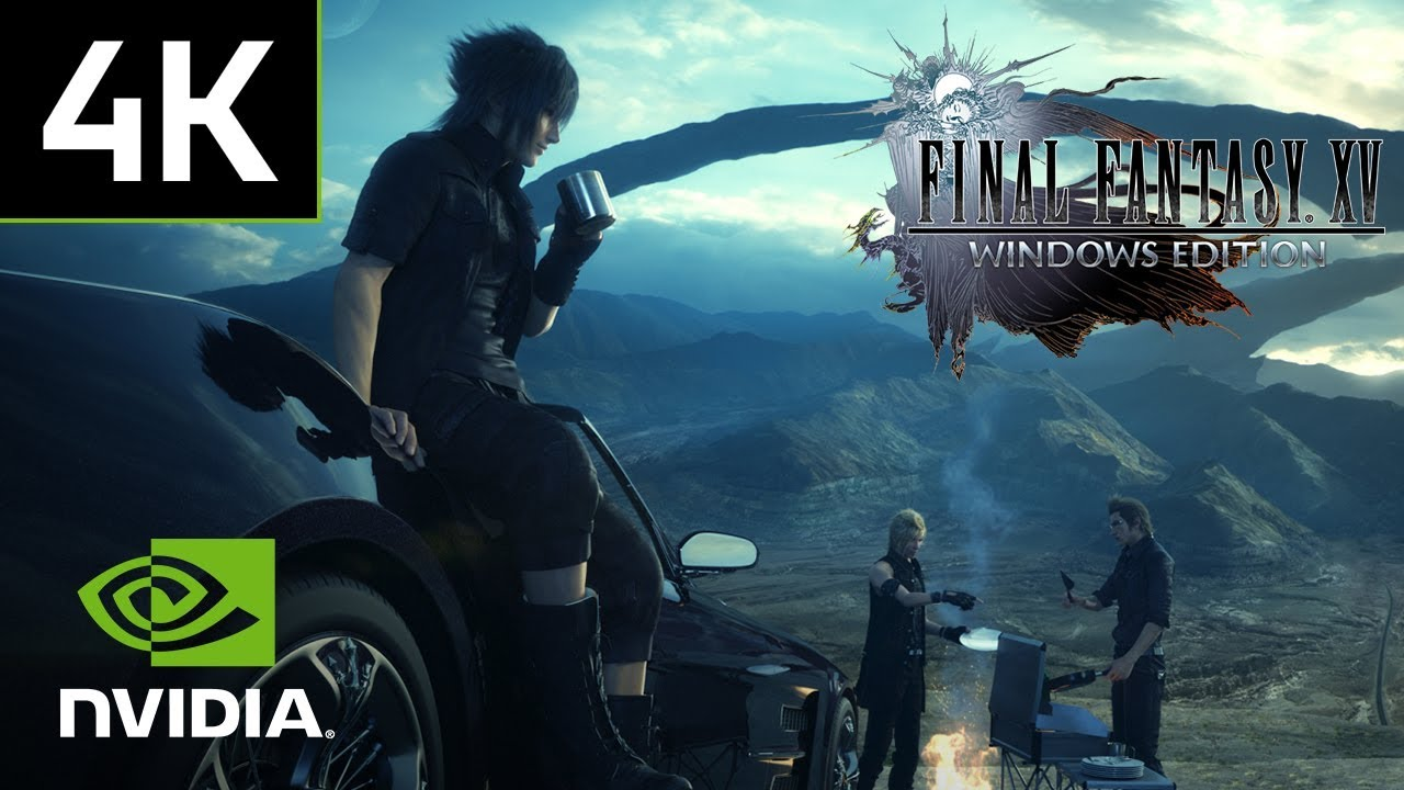 Final Fantasy Xv Uhd 4k Wallpaper: Final Fantasy XV Windows Edition
