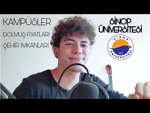 Sinop Üniversitesi Hakkında Merak Edilenler #1 ( Kampüs, Dolmuş Fiyatları, Şehir Durumu )