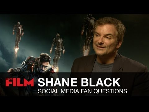 Iron Man 3 Interview: Shane Black Answers YOUR Questions Mp3