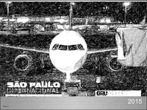 Sao Paulo Guarulhos Airport media advertising formats and stats | media kit