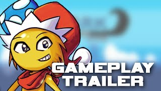 Spark the electric jester - Gameplay trailer #1