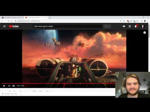 Star Wars: Squadron Trailer Breakdown - Are They Bringing Back X-Wing vs Tie Fighter??!! |