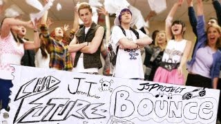 "JJ Project - ""BOUNCE"" (Chad Future / Jeremy Thurber English Remix)"