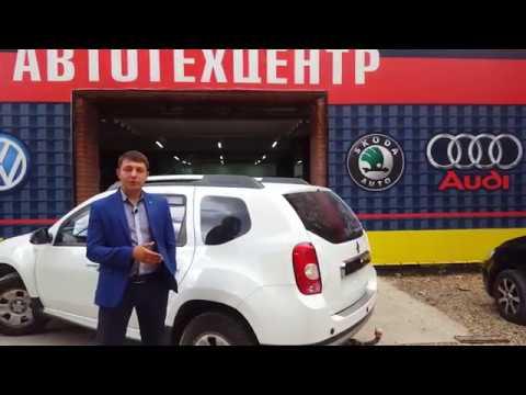 Ремонт и покраска Renault DUSTER