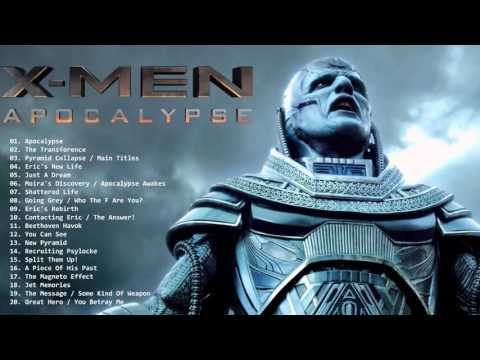 X Men: Apocalypse Soundtrack (Full album) 2016