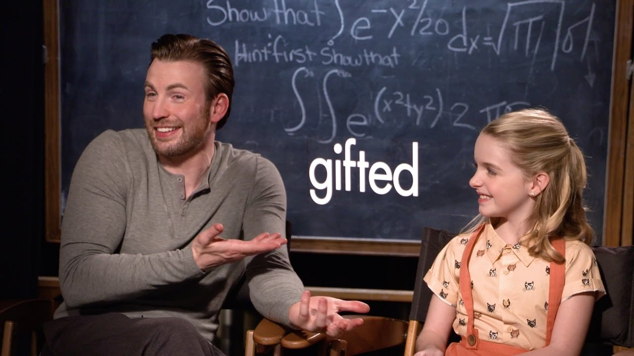 GIFTED: Chris Evans, M...