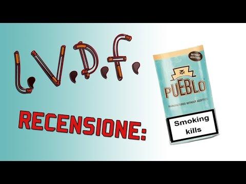 L.V.D.F.: Recensione Tabacco Pueblo