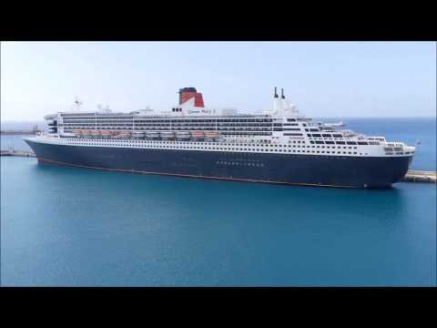 Barbados Bridgetown  -  Busy Cruise Port