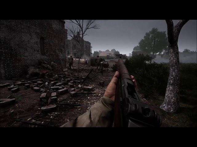 Teaser US faction - M1 Garand vidéo + son