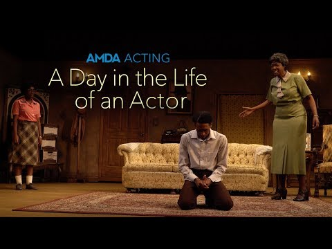 AMDA: A Day In The Life - Acting