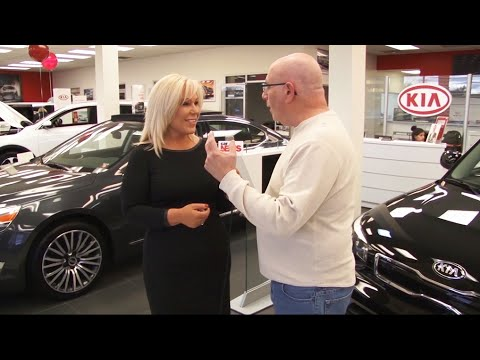 Charlie Rosenberg Gives His Shout Out To Auto World Kia Story East Meadow New York