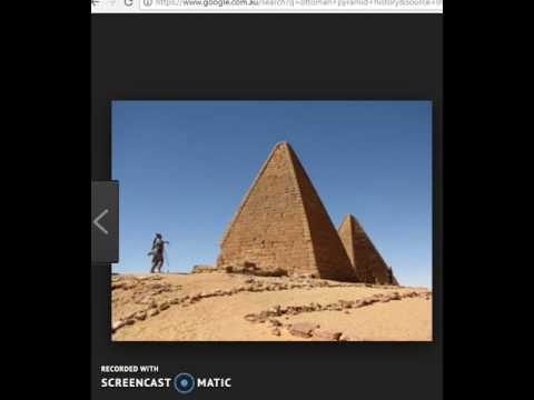 History revisited Ottoman egypt and pyramids