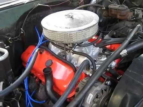 1988 chevy 454 oil capacity