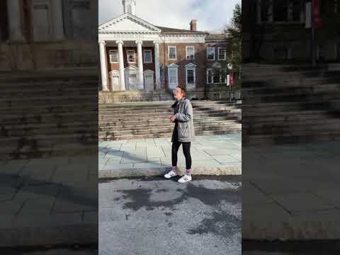 Wells College Tour with Kaylen Furr '21
