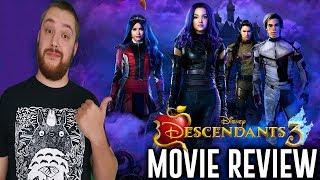 Descendants 3 - Disney Channel Original Movie Review