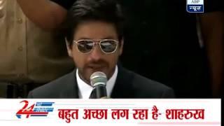 Hope Bollywood returns to Kashmir: SRK