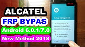 How to Bypass FRP lock on any Alcatel Idol or Onetouch - YouTube