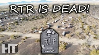 The RTR is DEAD! What Are VANLIFE And RV Full Timers Going To DO? Rubber Tramp Rendezvous 2020