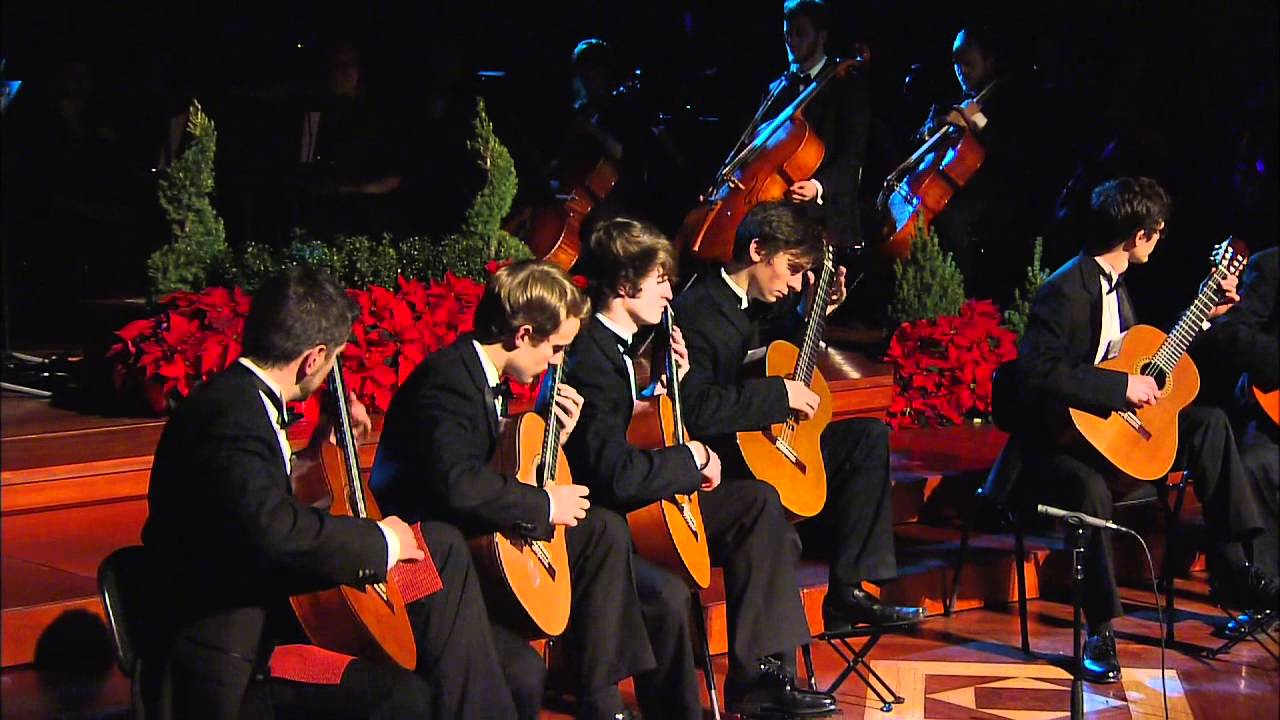 Quartet in D | Christmas at Belmont 2011 | NPT