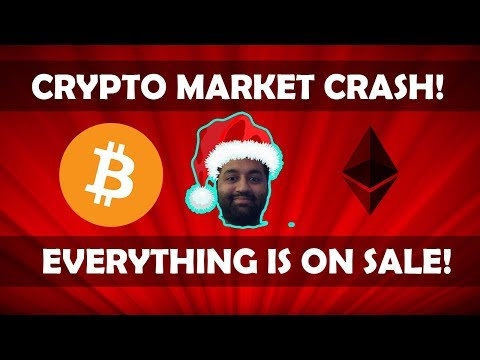 🚨 CRYPTO CRASH CHRISTMAS SALES | Where is the Bottom? 🤑