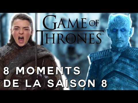 GAME OF THRONES: Nos  8 moments attendus de la saison 8