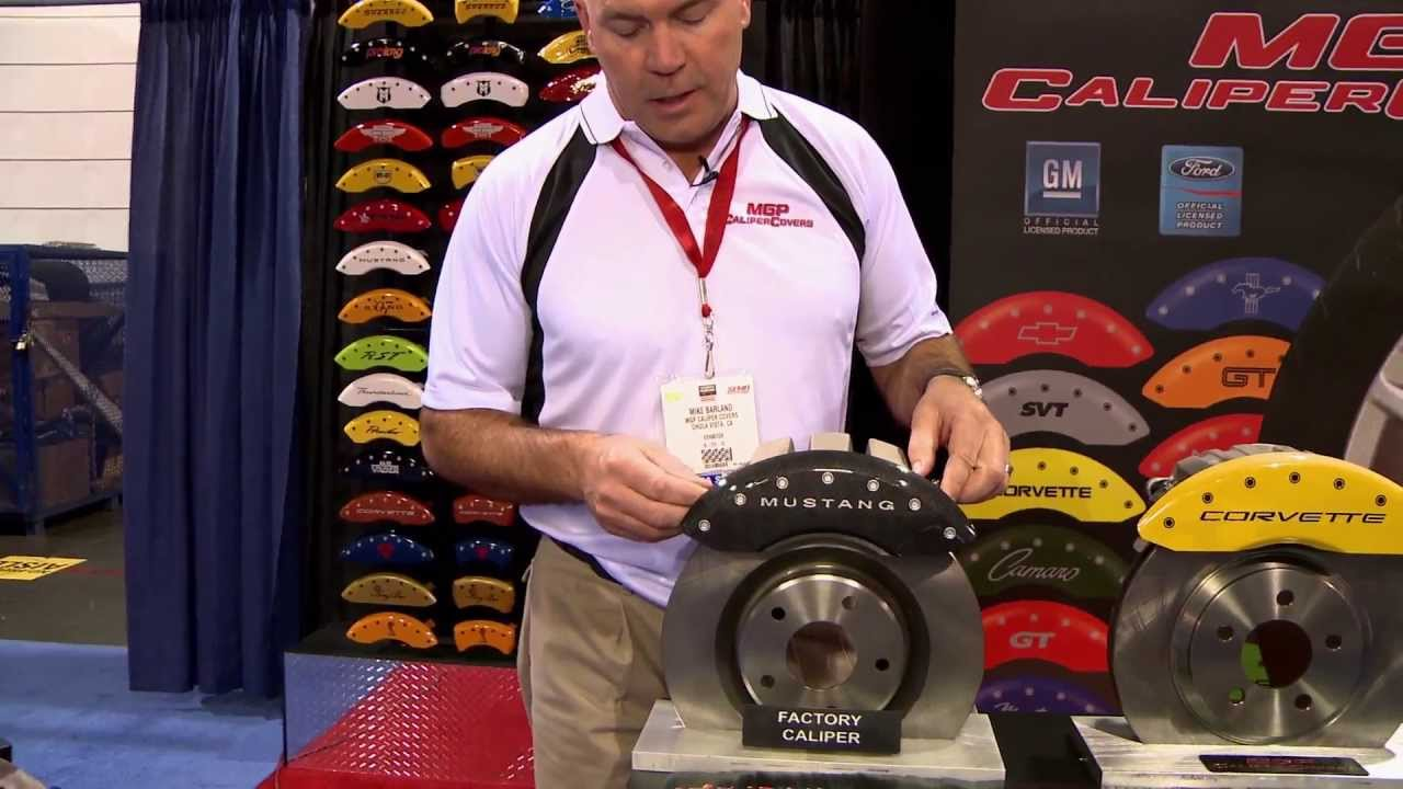 Mgp Caliper Covers Sema Show Booth Restyling Magazine