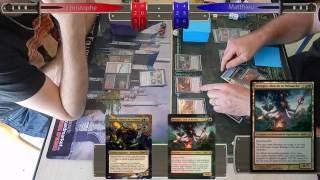 [MTG] Duel commander Marath vs Xenagos Demi finale game 02fr