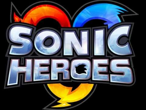 All Sonic Heroes Theme Songs