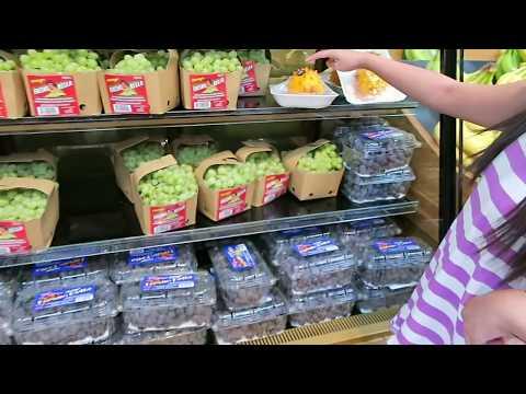Cuộc sống ở Mỹ, Đi Chợ Hàn Quốc (H Mart ) Tại Mỹ ,Tiểu bang Washington.