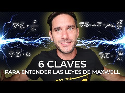 HOY SÍ Que Vas A Entender Las Leyes De Maxwell