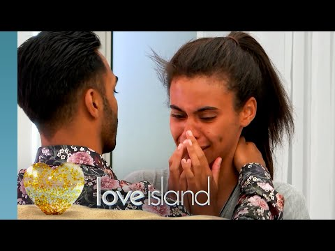 Nas Comforts A Crying Sophie | Love Island Series 6